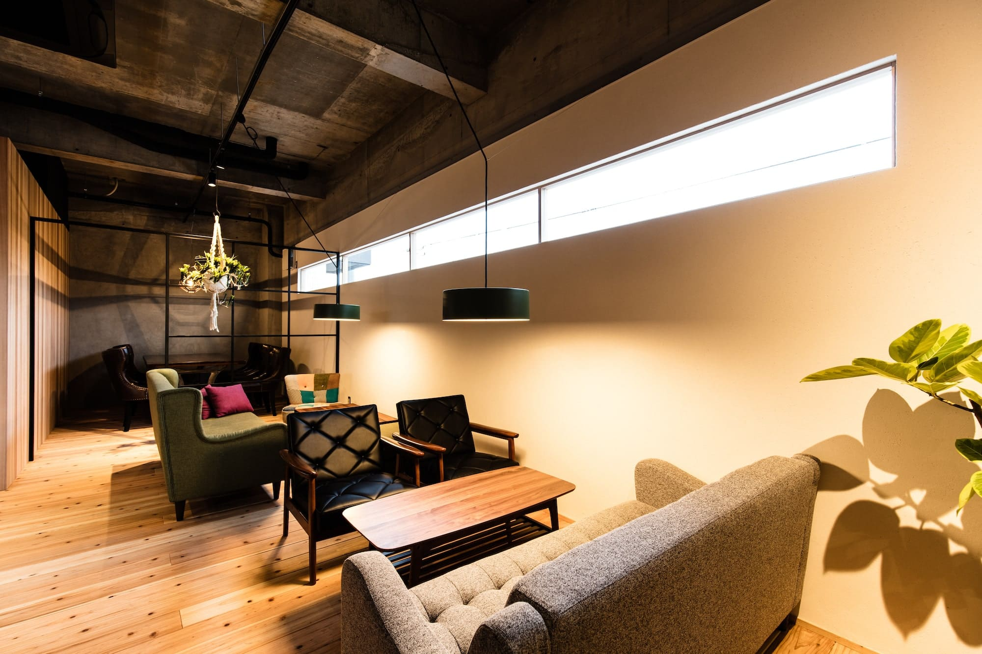 タゴマゴ設計事務所,内装デザイン イメージ写真