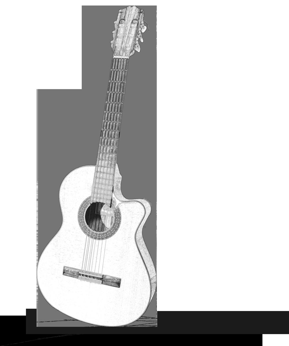 ギター 絵
