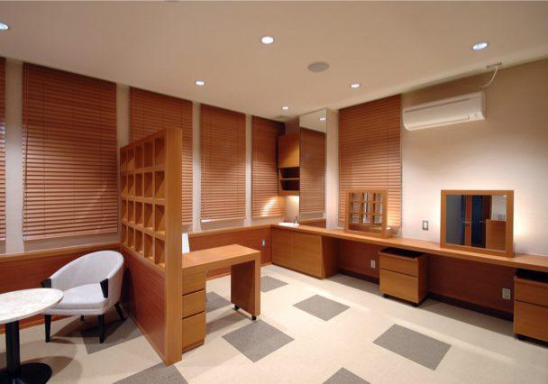 GROW ESTHETIQUE, 美容室,店舗デザイン